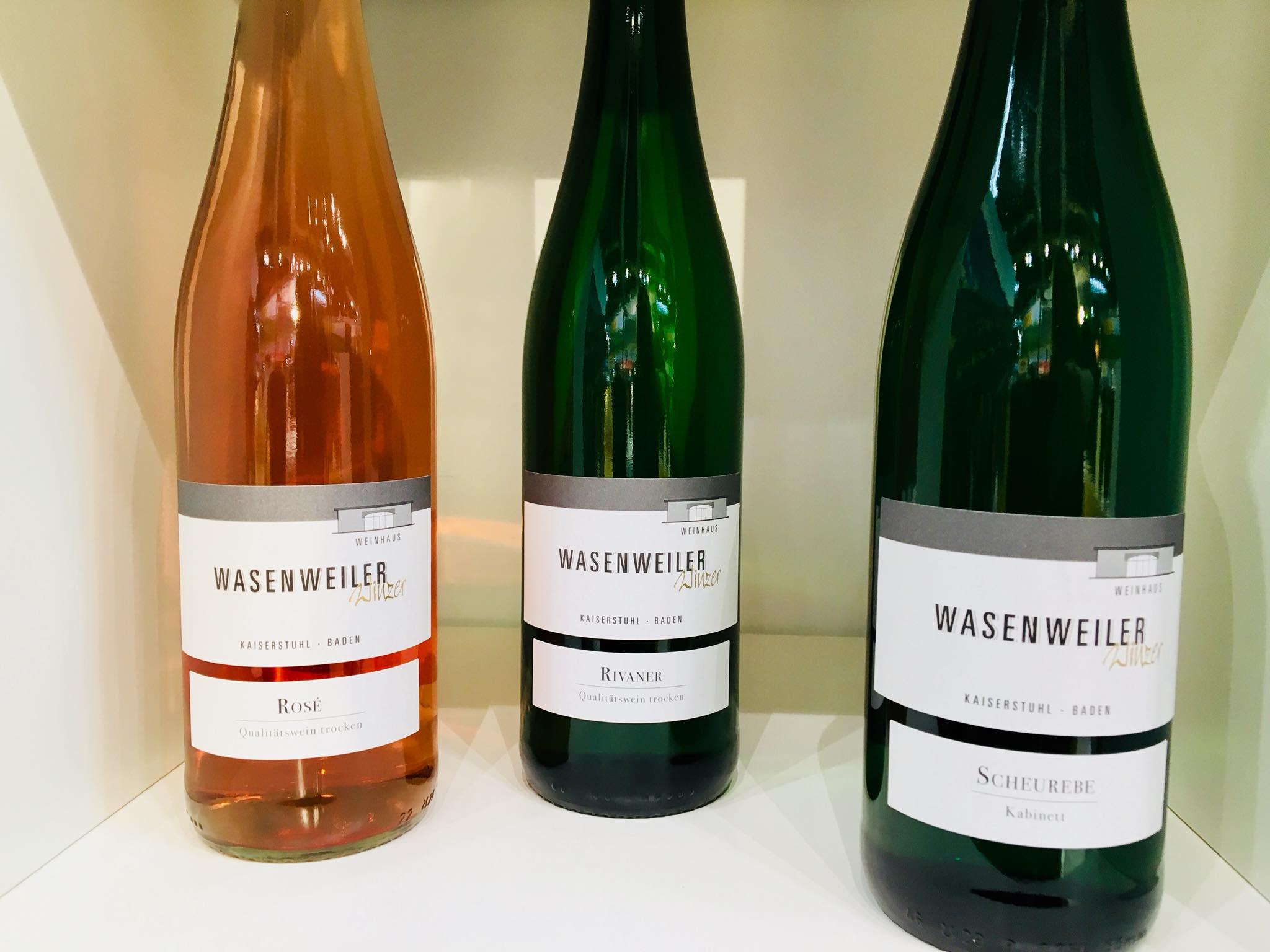 Eine neue Ausstattung für die Wasenweiler Winzer