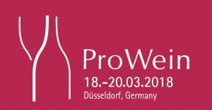 ProWein in Düsseldorf vom 18.3 — 20.3.18